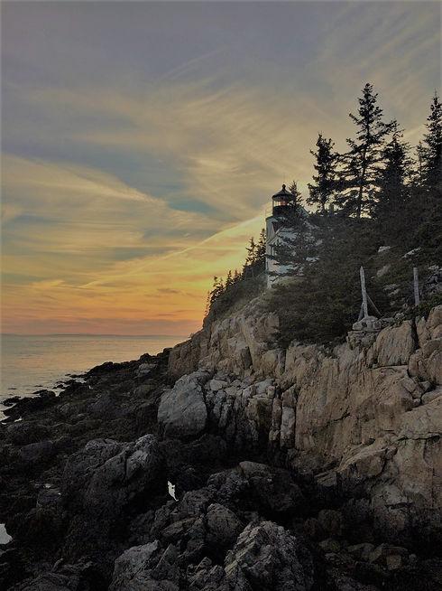 Bass Harbor Head Lighthouse 2, MDI, ME (