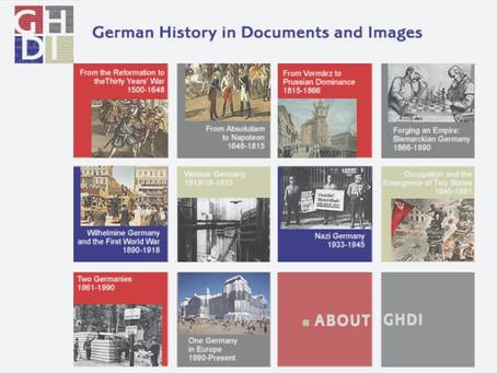 What is Your Digital History Top Ten?