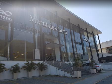 AGO Mercedes-Benz Niterói
