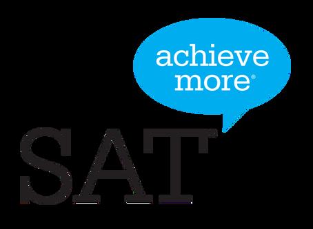 SAT fans rejoice!