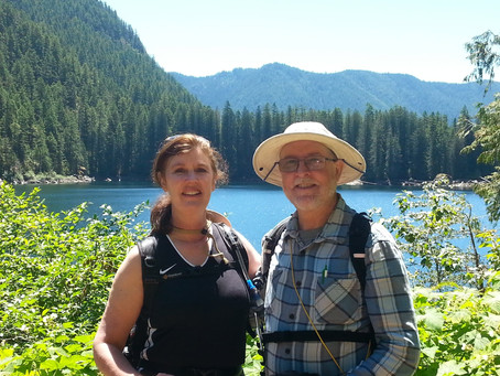Holding Hands: What I've Learned in 36 Years of Marriage