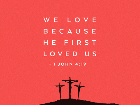Oh How He Loves Us