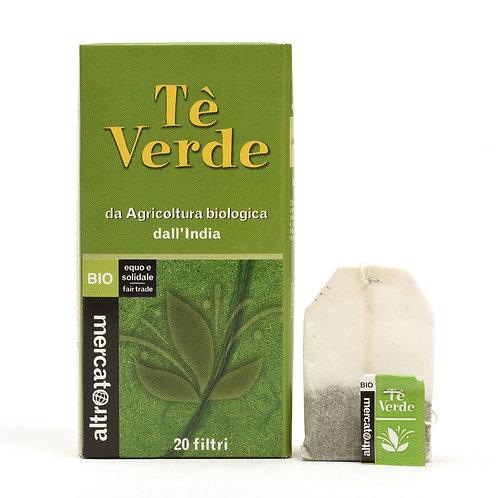 Green Tea (India) - 20 filters - 40g