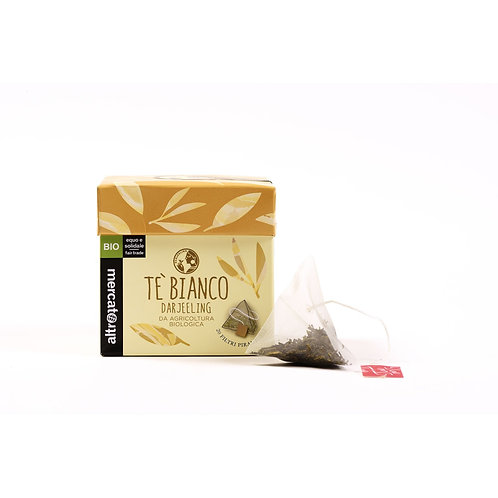 Darjeeling White Tea 20 filters - 20 bags
