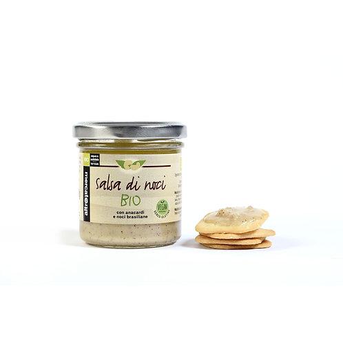 Nut Paste (cashew & Brazil nuts), Vegan & Gluten Free - 130g
