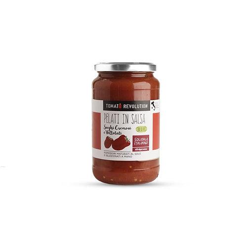 Pelati, Tomatoes in Sauce (Tomato Revolution) - 340g Altromercato