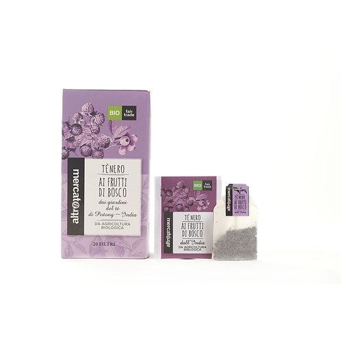 Black Tea with Wild Berries- 20 filters