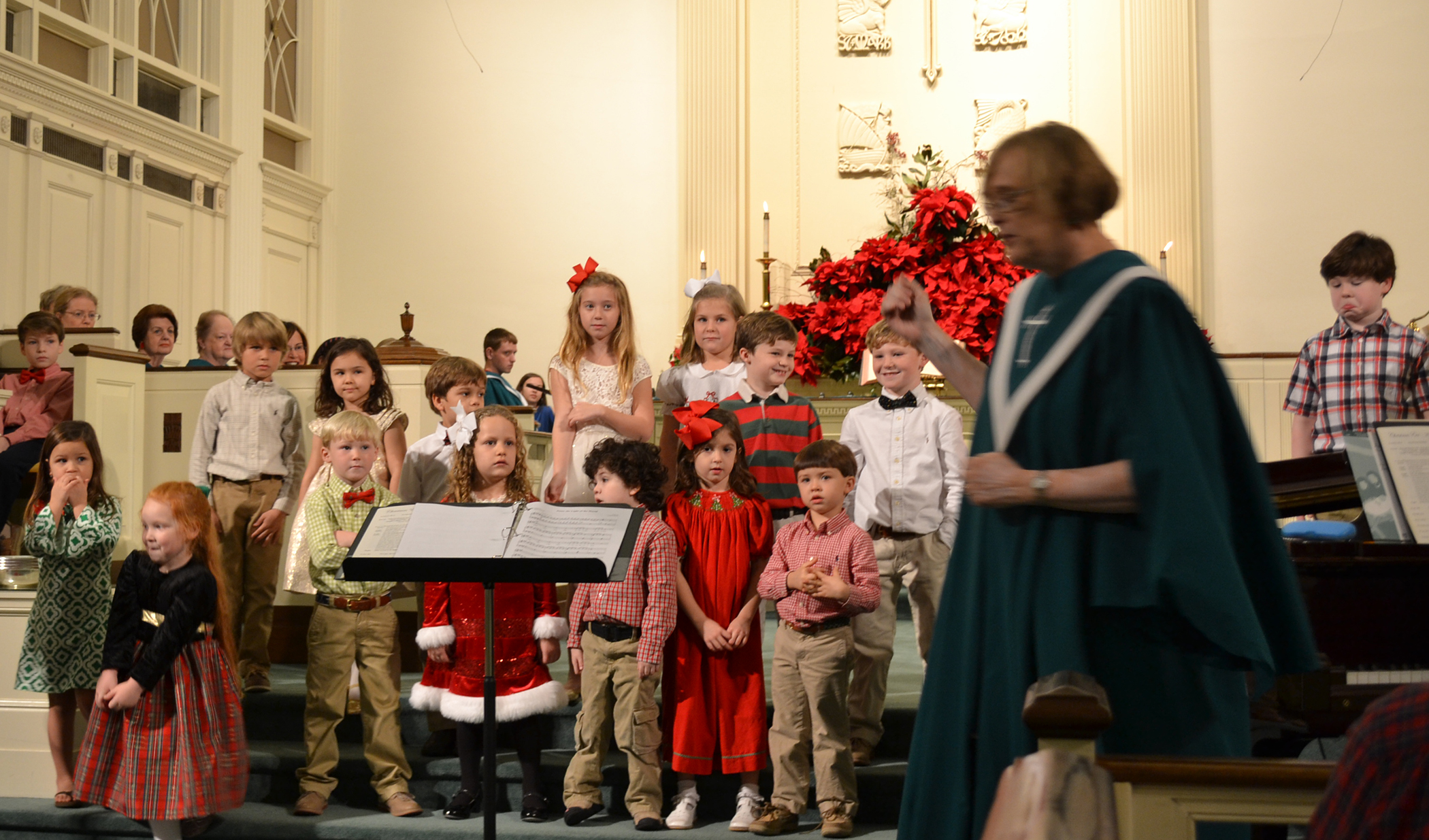 ChristmasEveService A