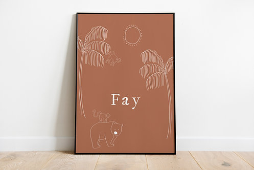 Poster Fay