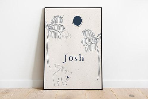 Poster Josh