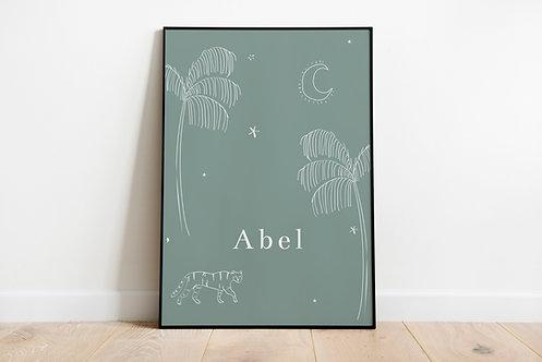 Poster Abel