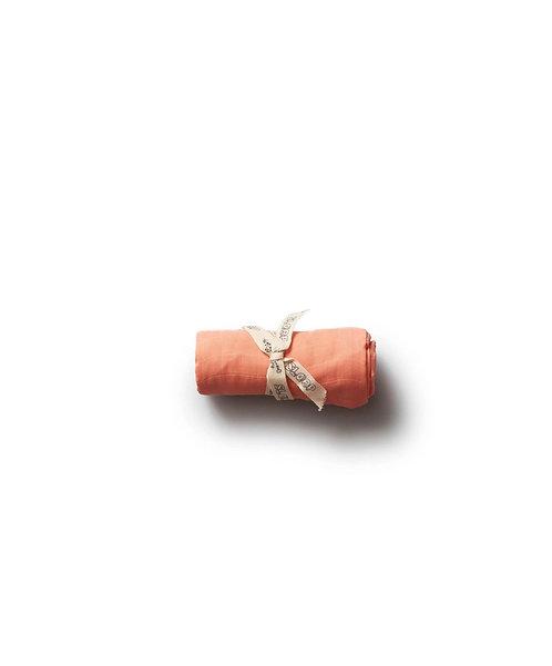 PLAY AT SLAEP - organic XL Cloth - peach pink