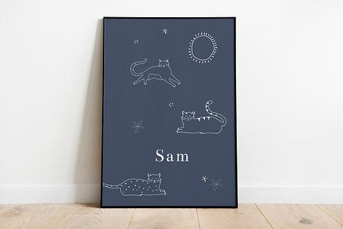 Poster Sam