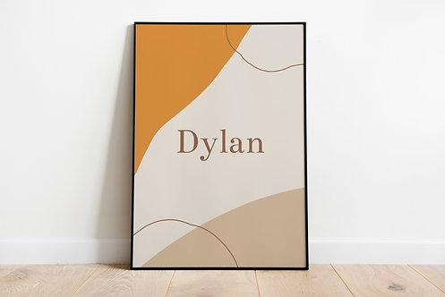 Poster Dylan