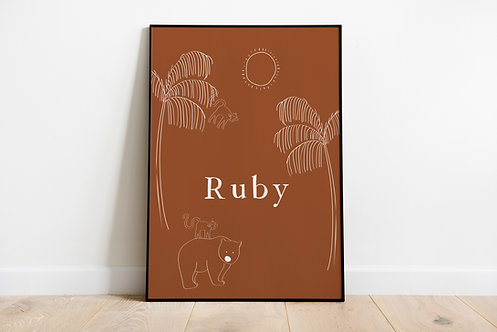 Poster Ruby