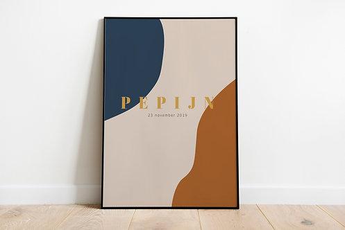 Poster Pepijn