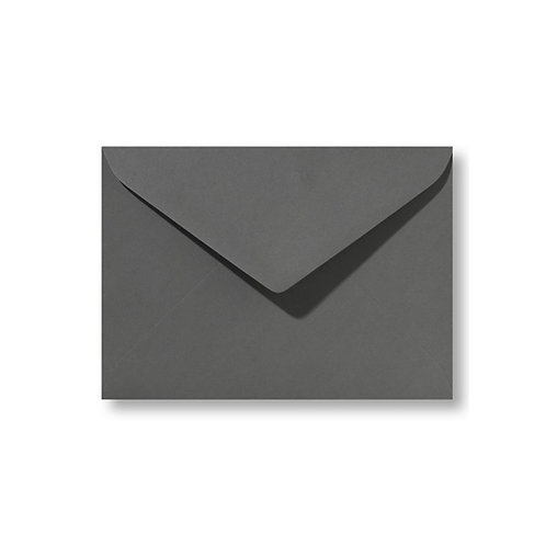 Envelop donkergrijs