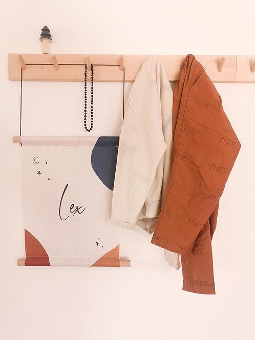 Textielposter Lenn