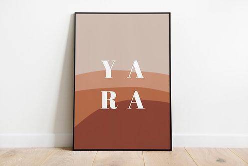 Poster Yara