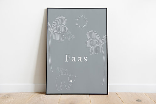 Poster Faas