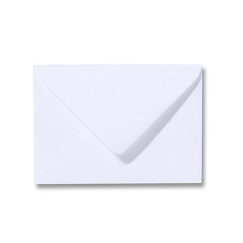 Structuur envelop wit