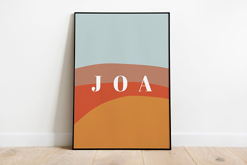 Poster Joa
