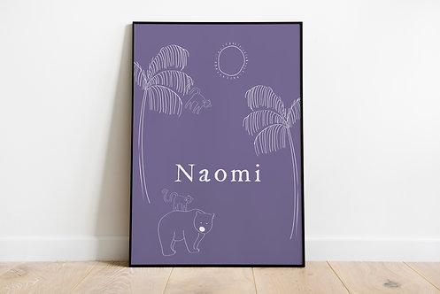 Poster Naomi