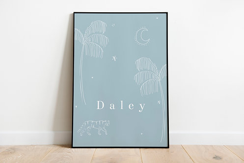 Poster Daley