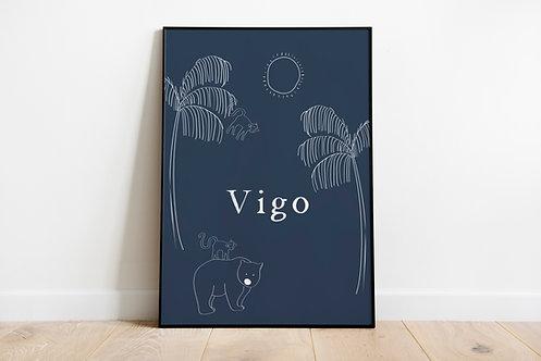 Poster Vigo