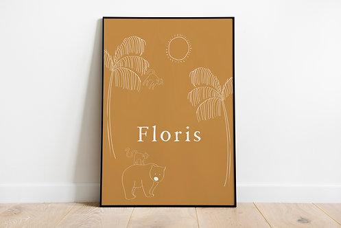 Poster Floris