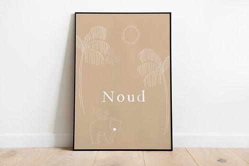Poster Noud