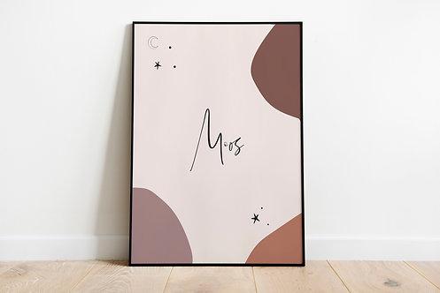 Poster Moos