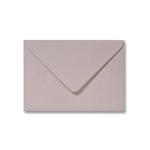 Envelop metallic rose