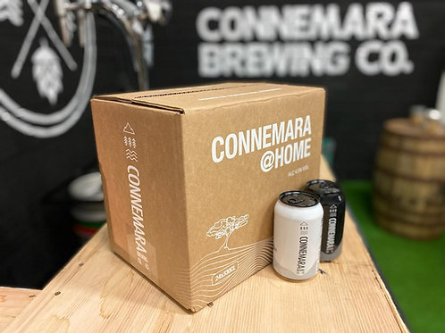 Connemara Lager & Ale 24 Box