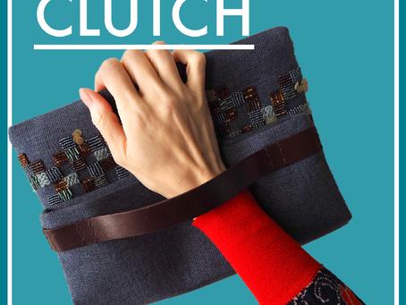 CLUTCH BAG M mosaïque
