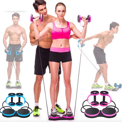 6 in 1 Ab  and Resistance Bands
