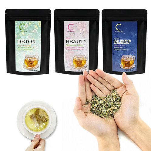 Private Label Herbal Teas