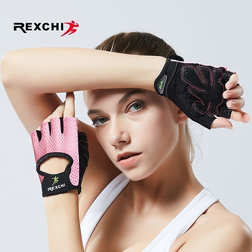 Professional Gym Fitness Gloves Power Weight Lifting Women