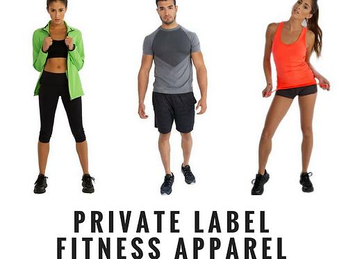 Private Label Fitness Apparel