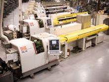 RW Screw. CNC Turning Centers. Deco Mach