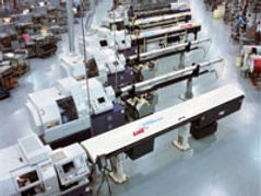RW Screw. CNC Machining Center. Traub CN