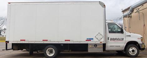 Hale Performance Coatings. Trucking Serv