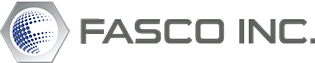Fasco Fasteners. Alsip, Illinois. Logo.p