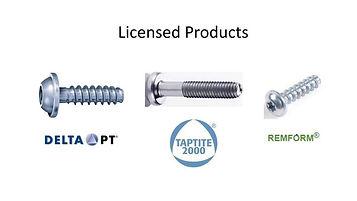 Fasco Fasteners. Licensed Fastener Produ