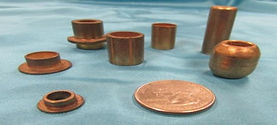 Powder Metal Bearings and Bushings--Bron