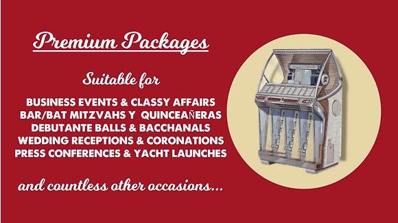 Premium Event Rental