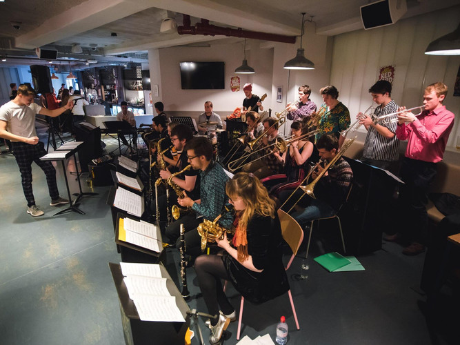 'Jazz at the Vault'