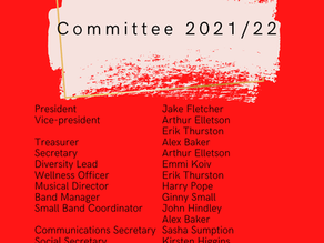 KCL Jazz Society New Committee