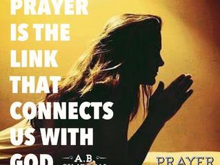 Prayer:  The Series