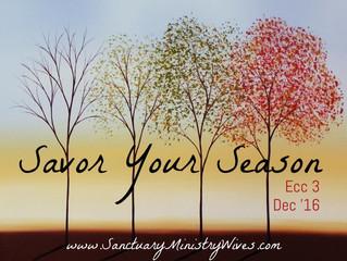 December Blog Series